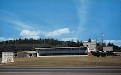 "Home of Tillamook Cheese - ""The World's Finest Cheddar Cheese"" Postcard"