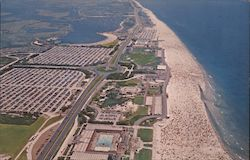 Aerial View, Jones Beach State Park
