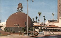 World Famous Brown Derby Restaurant, Wilshire Boulevard