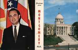 Governor Wallace - Greetings from Montogomery
