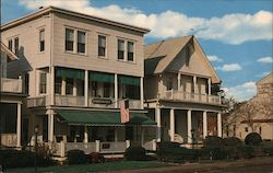 The Dardanelle Hotel Postcard