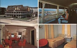 Spray View Hotel Postcard