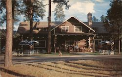 Blue Bell Lodge Postcard