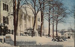 Administration Building - Mary Baldwin College - Built 1844 Staunton, VA Postcard