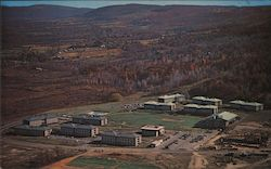 Bird's Eye View of Ithaca College