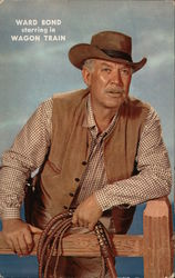 Ward Bond Starring in Wagon Train