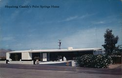 Hopalong Cassidy's Palm Springs Home