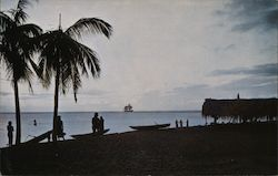 Tahitian Evening, Scene from 'Mutiny on the Bounty'