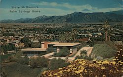 Steve McQueen's Palm Springs Home