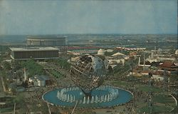 Unisphere - New York World's Fair 1964-1965