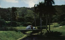 See All of Beautiful St. Croix the Hertz Rent-A-Car Way Postcard