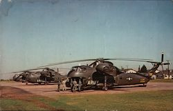 CH-37 Mojave Helicopters