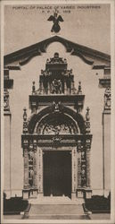 Portal Palace of Varied Industries P.P.I.E. 1915
