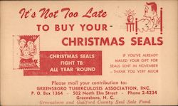 It's Not Too Late To Buy Your Christmas Seals