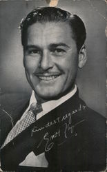 Errol Flynn -- Warner Bros. Pictures