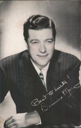Best O'Luck! - Dennis Morgan