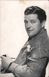 Dennis Morgan: Warner Brothers Pictures Inc.