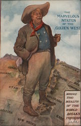 The Marvelous States of the Golden West