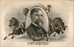General Lew Wallace, The chariot Race Postcard