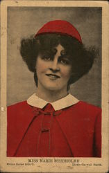 Miss Marie Studholme, Actress and Singer Postcard