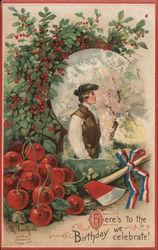 George Washington, Apples and an Axe
