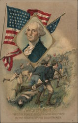 Washington - First in Peace, First in War, and First in the Hearts of His Countrymen