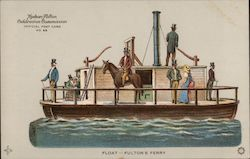 Float - Fulton's Ferry