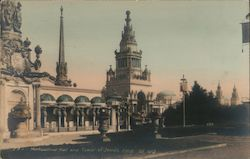 Horticultural Hall and Tower of Jewels P.P.I.E. 1915