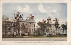 Food Products Building - Jamestown Exposition 1907
