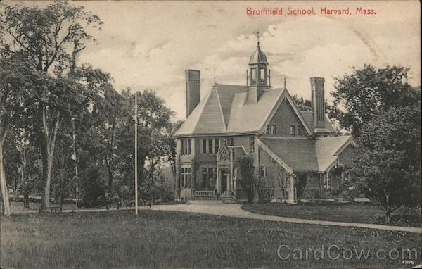 Bromfield School Harvard Massachusetts