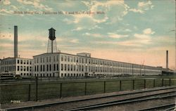 Buick Motor Company, Factories No. 6 and No. 7 Postcard