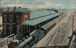 Union Railroad Station and Yards