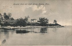 Hospital Point and Light House