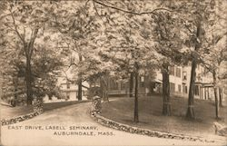 East Drive, Lasell Seminary