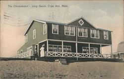 The Chicautaubut, Long Beach, Cape Ann