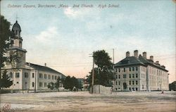 Codman Square - 2nd Church - High School