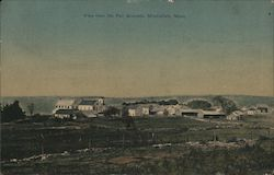 View From the Fairgrounds