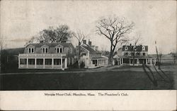 Myopia Hunt Club, The President's Club Postcard
