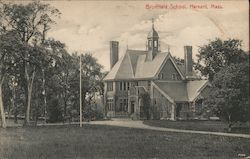 Bromfield School Postcard
