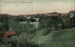 Miller's River Valley Postcard