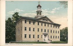Griffen Hall, Williams College