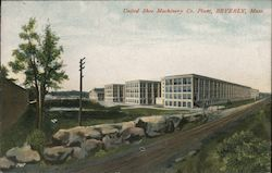 United States Machinery Company Plant
