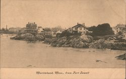 Marblehead From Fort Sewall
