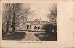 The Boylston Villa Postcard