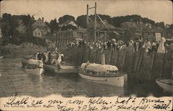 The Landing, Rockport Harbor