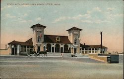 State Bath House - Lynn Beach