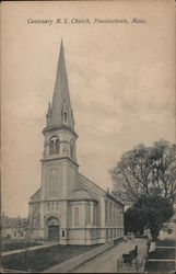Centenary M.E. Church Postcard
