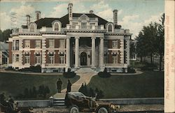 Wheeler Mansion, A Visit of Governor Guild