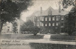 Normal School Postcard