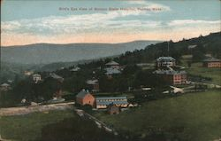 Bird's Eye View of Monson State Hospital